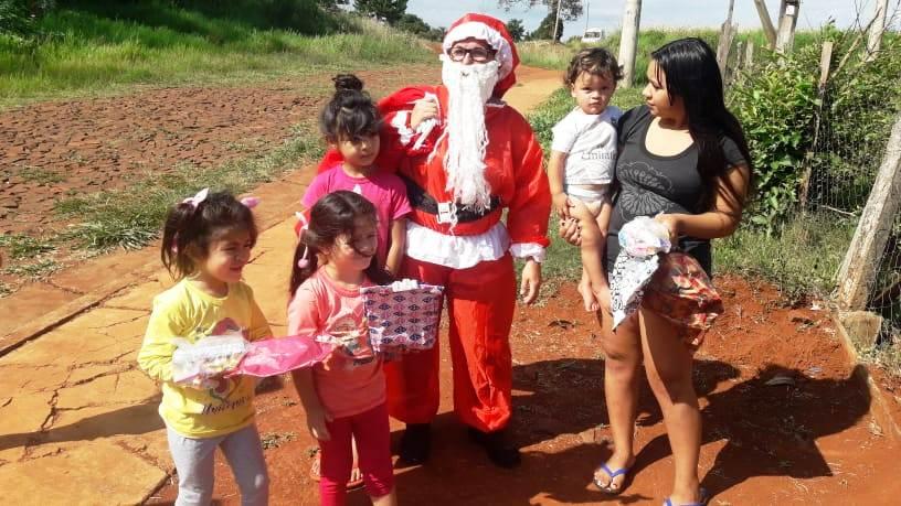 Navidad Solidaria Buen Samaritano